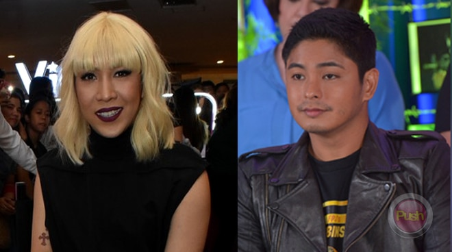 Vice Ganda denies 'tampuhan' with Coco Martin: 'I'm okay with him'