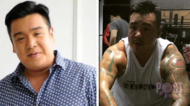 From dad bod to buff daddy: Vandolph's amazing transformation