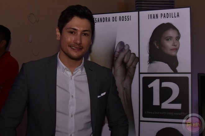 Alessandra de Rossi and Ivan Padilla will star in the upcoming film titled '12.'