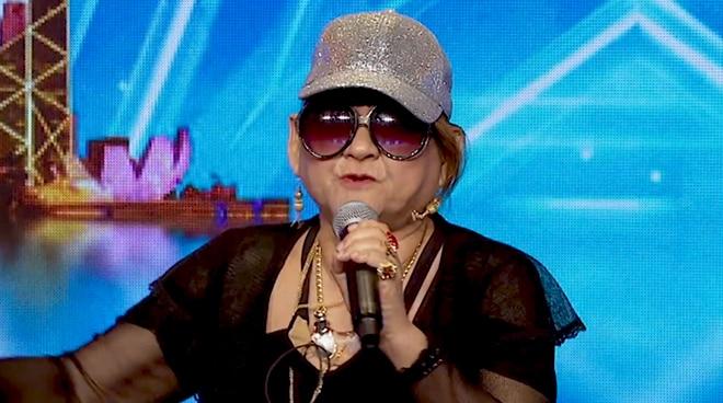 "TRENDING: Filipina rapping grandma makes it to ""Asia's Got Talent"""