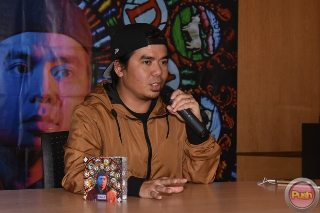 Fans of rapper Gloc-9 have something new to look forward to as he just launched his new album 'Roto