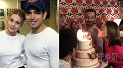 Bea Alonzo celebrates her birthday with Gerald Anderson in Barcelona