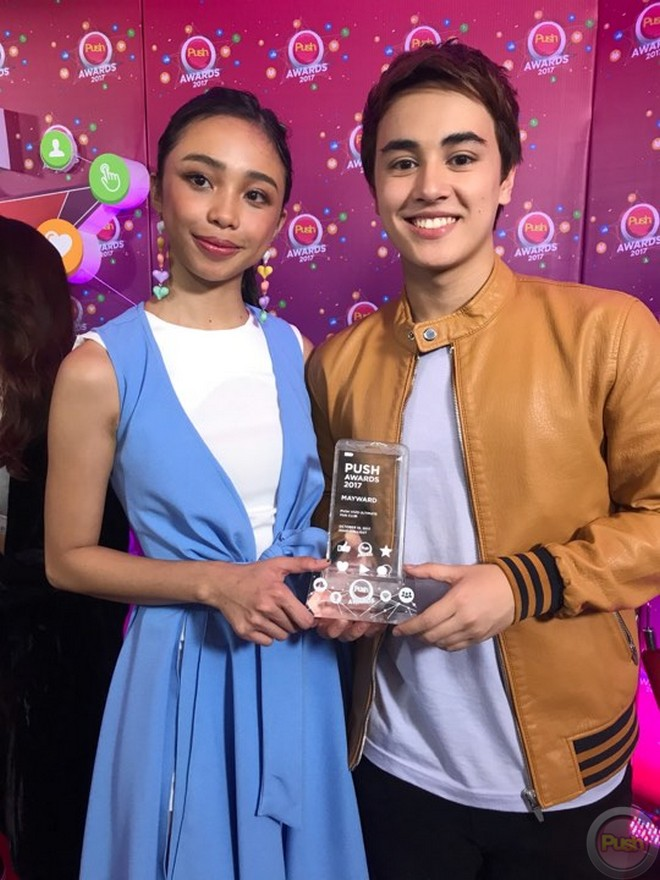 Push Vivo Ultimate Fan Club of The Year- MayWard