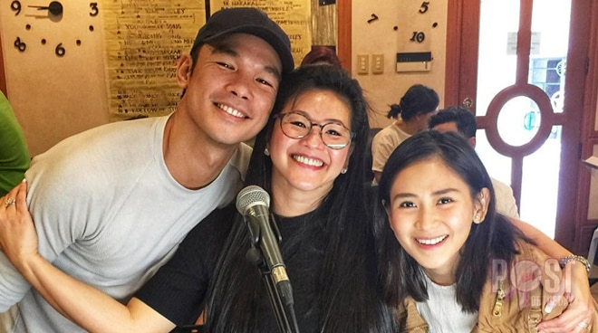 Is Regine Velasquez reuniting with Sarah Geronimo and Mark Bautista for her upcoming concert?