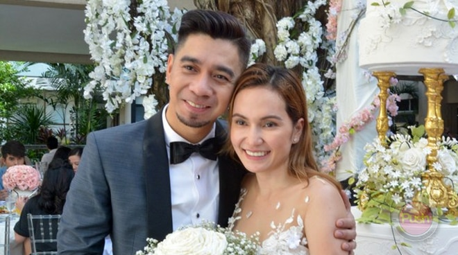 Jasmin Corpuz to husband Teddy: 'You never fail to amaze me'