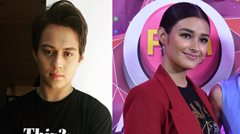 Is Enrique Gil in or out of 'Darna' movie?