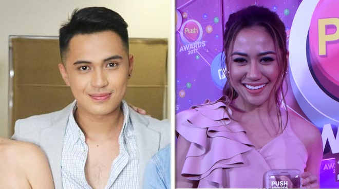 What's the real score between Morissette Amon and Marlo Mortel?