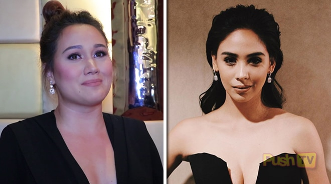 Push TV: Melissa Ricks, happy to have attended the Star Magic Ball with Empress Schuck
