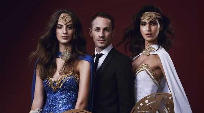 Israel presents Wonder Woman-inspired national costumes for Miss Universe and Miss World