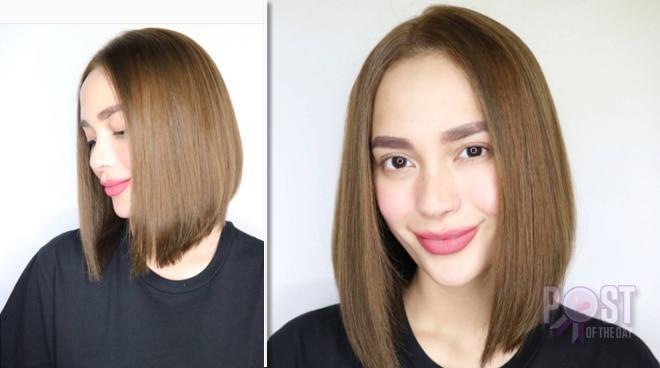 LOOK: Arci Muñoz's shortest hairdo to date