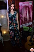 "Glaiza de Castro launches her new album titled ""Magandang Simulain."""