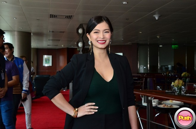 Angel Locsin is back in 'La Luna Sangre' as Jacinta Magsaysay.