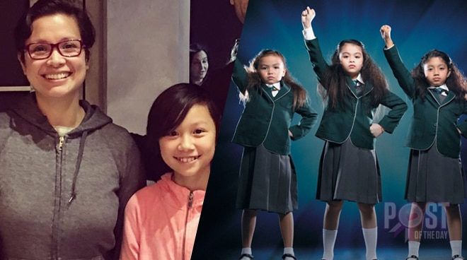 Lea Salonga's daughter to join the musical play 'Matilda'