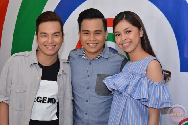 Noven Belleza, Sam Mangubat & Marielle Montellano sign with Star Music.