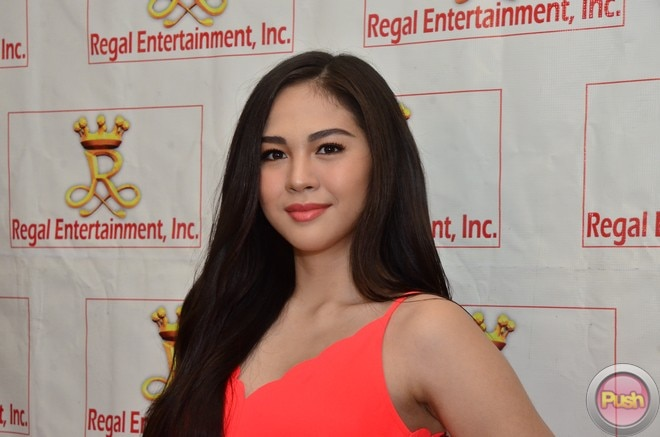 Janella Salvador will do four new movies under Regal Entertainment