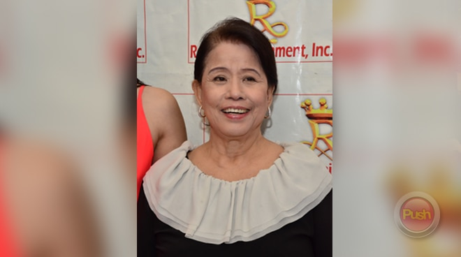 Mother Lily Monteverde has a tip for celebrities turned movie producers