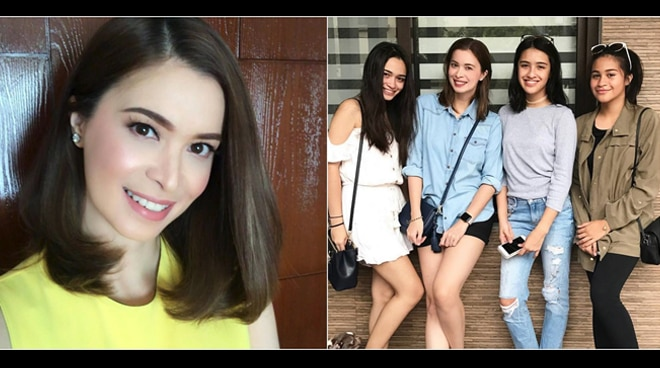 Sunshine Cruz on raising her three daughters: 'It's not easy to be a mother and a father at the same time'