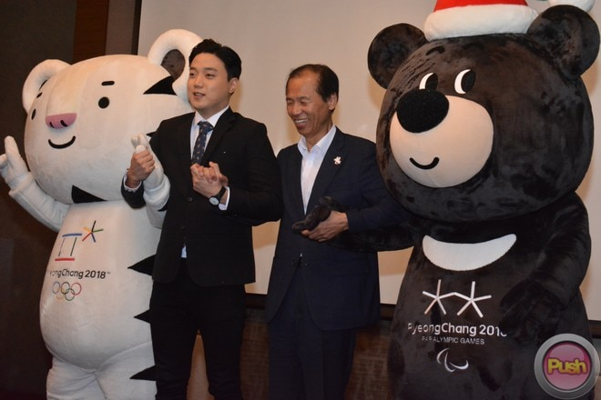 Ryan Bang is Gangwon Tourism's ambassador in the Philippines.