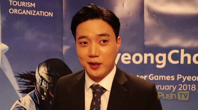 Ryan Bang is appointed as the Honorary Ambassador for Gangwon Tourism
