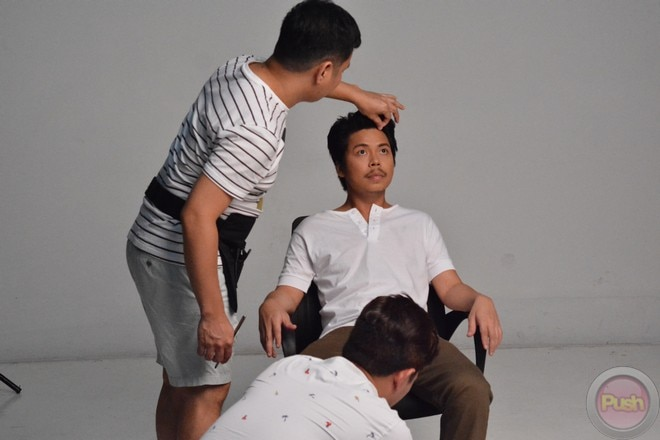 Empoy is working on the upcoming film 'Ang Kwento ni Money,' produced by Claire dela Fuente.