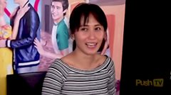 Direk Giselle Andres shares why the 'Loving in Tandem' cast is a happy set