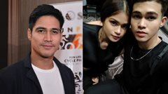Piolo Pascual on son Iñigo being linked to Maris Racal: