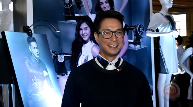 Fashion designer Francis Libiran shares how celebs like Daniel Padilla choose their red carpet looks