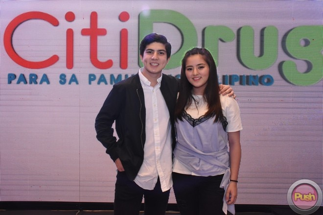 Zoren Legaspi, Carmina Villaroel and their twins Mavy and Cassy are the new endorsers of CitiDrug.