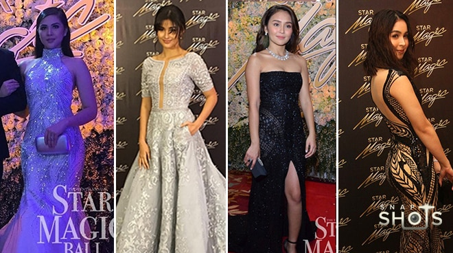 StyleStalker: Kapamilya It Girls' standout looks at the Star Magic Ball