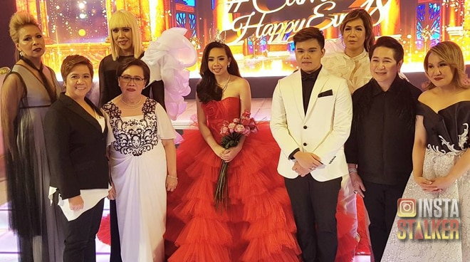 LOOK: The fab and star-studded debut of Vice Ganda's niece ...