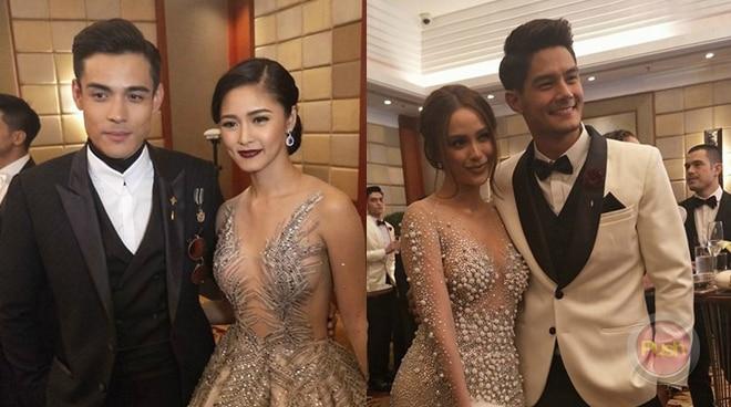 LOOK: Kim Chiu, Xian Lim, Arci Munoz, Daniel Matsunaga, Bela Padilla and Tony Labrusca at the Star Magic Ball 2017