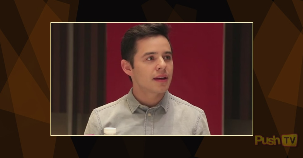 David Archuleta admits struggles to write new songs after missionary work