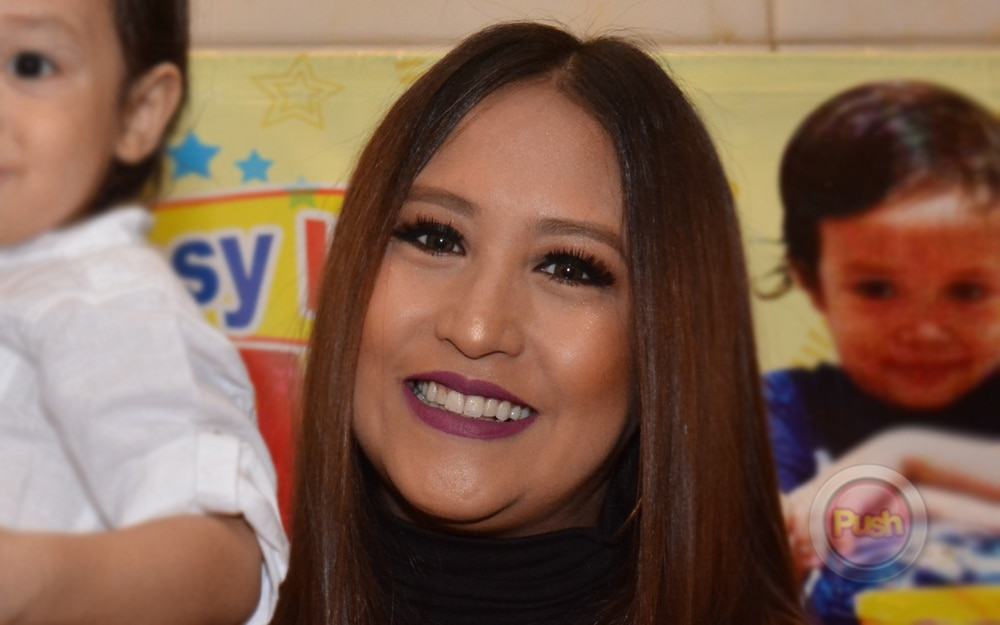 Jolina Magdangal says she's ready to have another baby