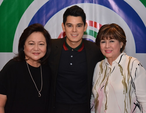 PHOTOS: ABS-CBN welcomes its newest Kapamilya, Richard Gutierrez