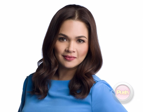 Judy Ann Santos looks forward to working with Vilma Santos