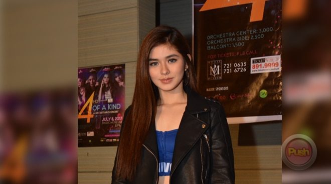 Loisa Andalio says she is not jealous of Julia Barretto