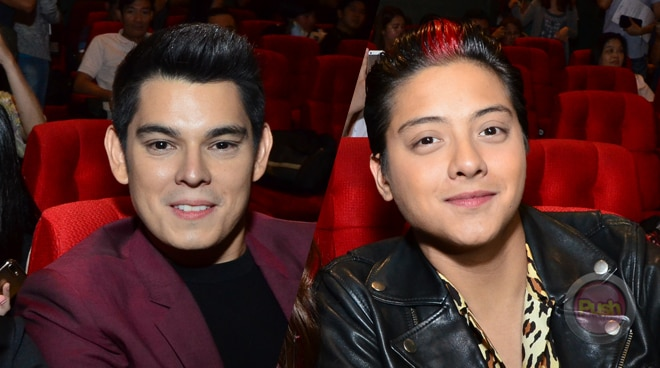 Richard Gutierrez reacts to Daniel Padilla's confession that he used to watch his show before