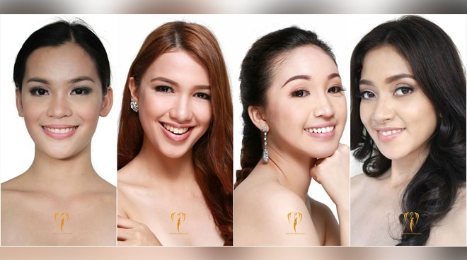 2017 Miss Earth Philippines candidates revealed