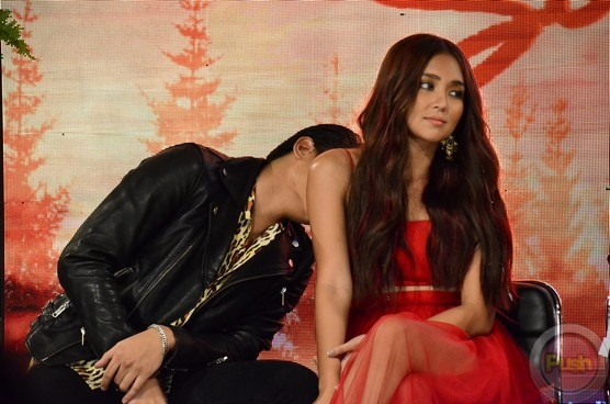 KathNiel's sweet moment #1