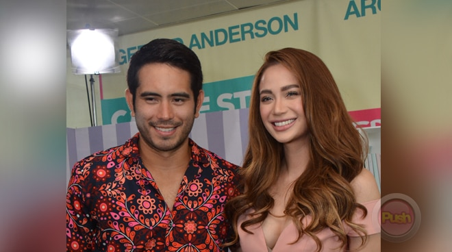 Gerald Anderson on working with Arci Munoz: 'She's the life of the movie'