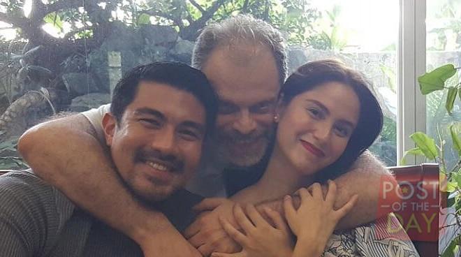 Luis Manzano meets Jessy Mendiola's father