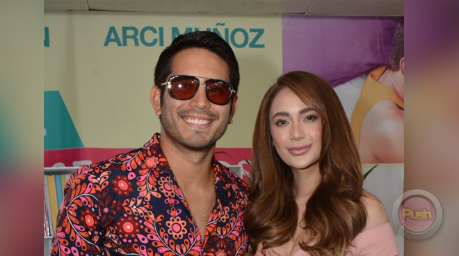 Gerald Anderson and Arci Muñoz say they are willing to be friends with their exes