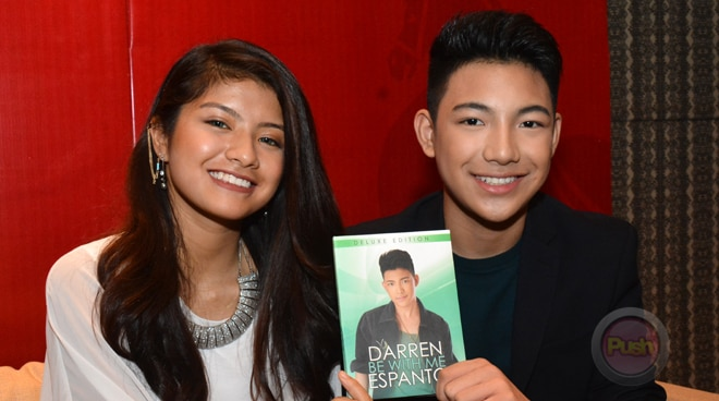 Darren Espanto on collaborating with Malaysian singer Nik Quistina: 'We clicked right away'