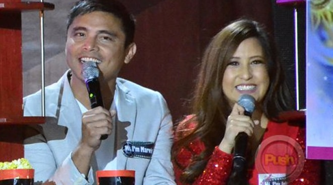 Jolina Magdangal reveals new movie with Marvin Agustin