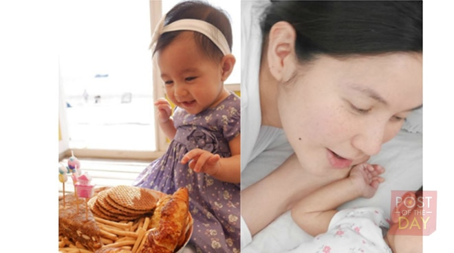 LOOK: Robin Padilla and Mariel Rodriguez celebrate Isabella's 7th month milestone