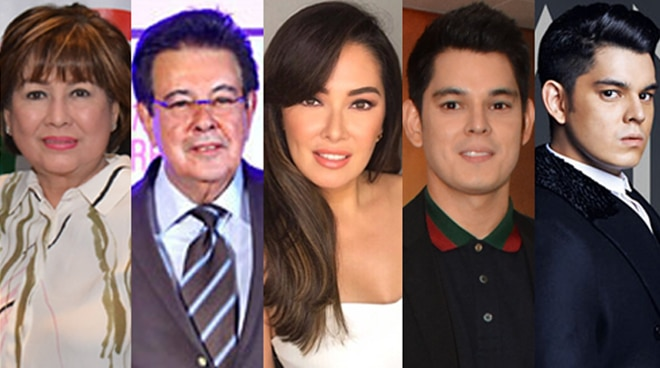 Gutierrez family goes full out to support 'La Luna Sangre'