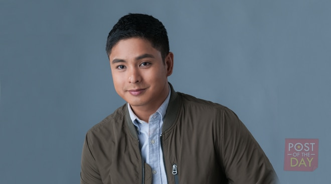 LOOK: Coco Martin visits FPJ