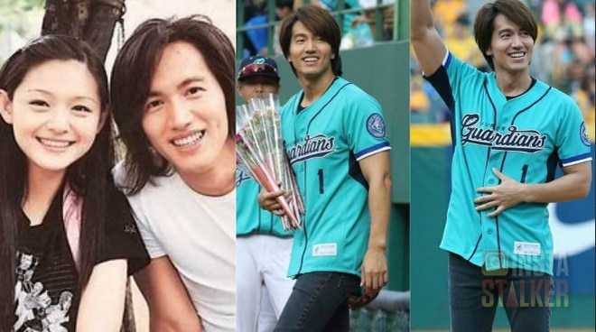 LOOK: 'Meteor Garden' star Jerry Yan is still a heartthrob at 40