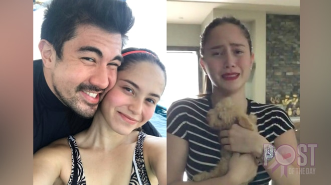 Jessy Mendiola cries after receiving anniversary gift from Luis Manzano