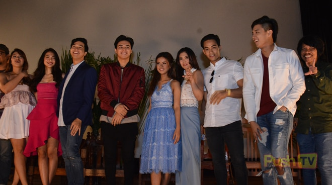 The cast dishes out everything you need to know about 'Bloody Crayons'